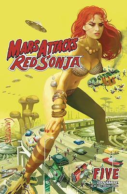 Mars Attacks Red Sonja #5