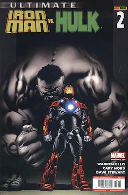 Ultimate Iron Man vs. Hulk (Grapa 48 pp) #2