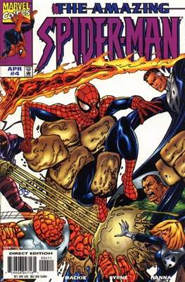 The Amazing Spider-Man Vol. 2 (1999-2014) (Comic-Book) #4
