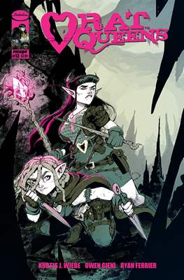 Rat Queens Vol. 2 (Comic-book) #13