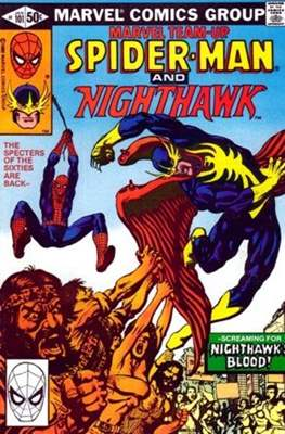Marvel Team-Up Vol. 1 (Comic-Book) #101