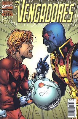 Los Vengadores vol. 3 (1998-2005) (Grapa. 17x26. 24 páginas. Color. (1998-2005).) #63