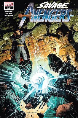 Savage Avengers (Comic Book) #10