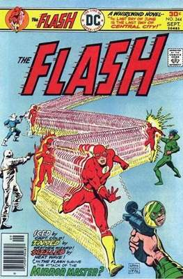 Flash vol. 1 (1959-1985) (Grapa, 32 págs.) #244