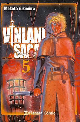 Vinland Saga (Rústica con sobrecubierta) #5