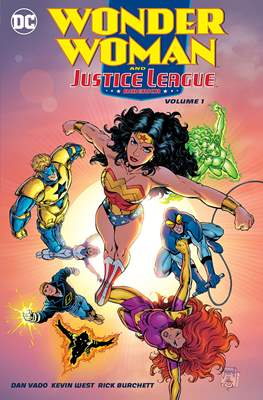 Wonder Woman and Justice League America (Softcover) #1