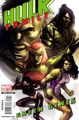 Hulk Family: Green Genes
