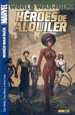 Héroes de Alquiler (2007-2008) (Rústica 96-144 pp) #3
