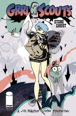 Grrl Scouts: Stone Ghost