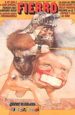Fierro (Grapa (1984-1992) Primera época) #43