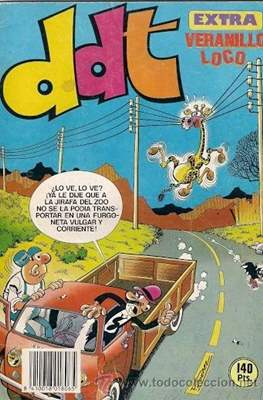 Extras numerados (1982-1985) (Grapa) #62