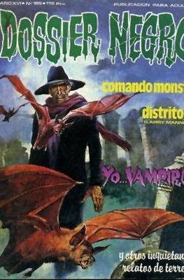 Dossier Negro (Rústica y grapa [1968 - 1988]) #185