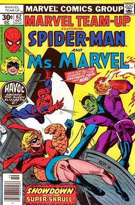 Marvel Team-Up Vol. 1 (Comic-Book) #62