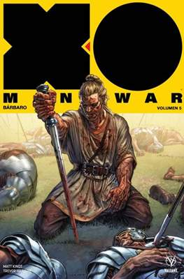 X-O Manowar (2017-) (Rústica 128 pp) #5