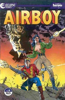 Airboy (Grapa 32 pp) #6