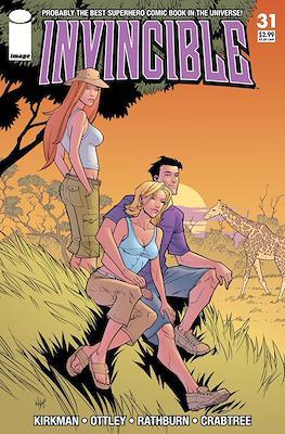 Invincible (Comic-book) #31