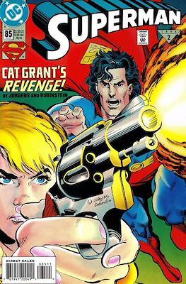 Superman Vol. 2 (1987-2006) (Comic Book) #85