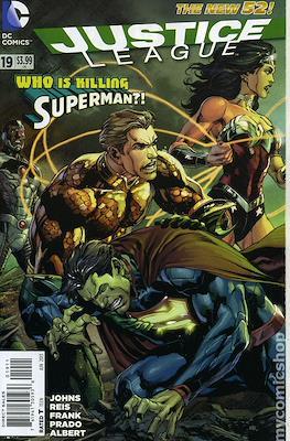 Justice League Vol. 2 (2011-2016) (Comic-Book) #19
