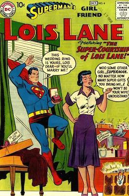 Superman's Girl Friend Lois Lane #4