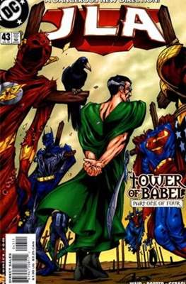 JLA Vol. 1 (1997-2006) (Comic-Book) #43