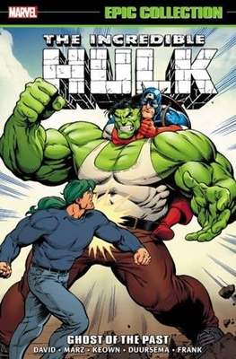 The Incredible Hulk Epic Collection #19