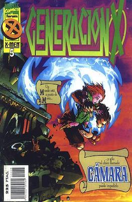 Generación-X Vol. 2 (1996-2000) (Grapa 24 pp) #5