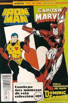 Iron Man. El Hombre de Hierro. Vol. 1 (Rústica retapado 180 pp) #12