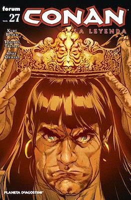 Conan. La Leyenda (Grapa 28-116 pp) #27