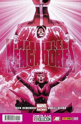 Imposibles Vengadores (2013-2018) (Grapa) #9