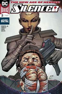 The Silencer (2018) (Comic Book) #3