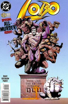 Lobo Vol. 2 (1993 - 1999 Grapa) #50