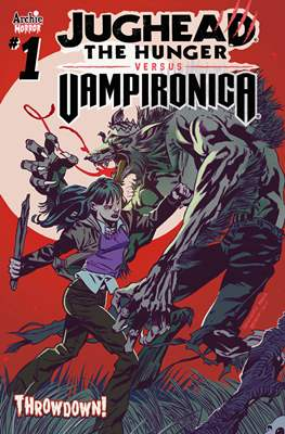 Jughead the Hunger versus Vampironica