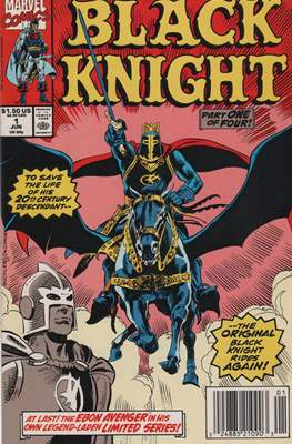 Black Knight (Grapa) #1