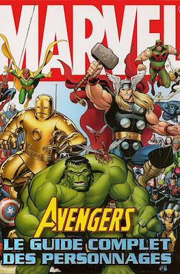 Avengers. Le guide complet des personnages
