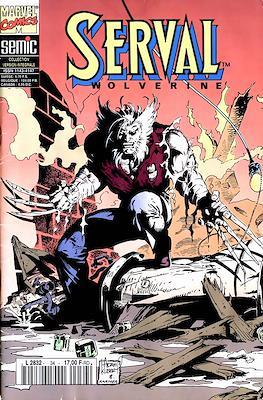 Serval / Wolverine Vol. 1 (Agrafé) #34