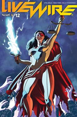 Livewire (2018-) (Comic book) #12