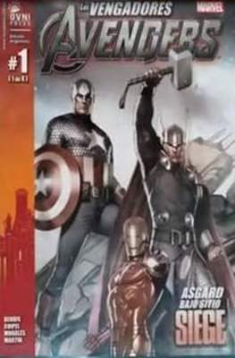 Los Vengadores Avengers Siege (Grapa) #1