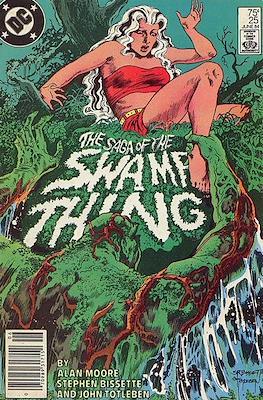 Swamp Thing (1982-1996) #25