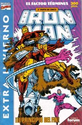 Iron Man vol. 1 Especiales (1985-1991)
