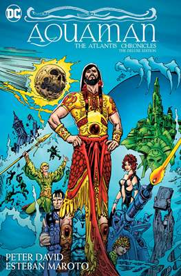 Aquaman: The Atlantis Chronicles - The Deluxe Edition