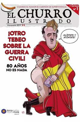El Churro Ilustrado (Revista) #1