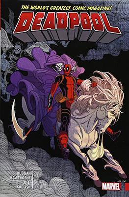 Deadpool - The World's Greatest Comic Magazine #3