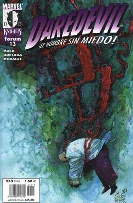Marvel Knights: Daredevil Vol. 1 (1999-2006) (Grapa) #13