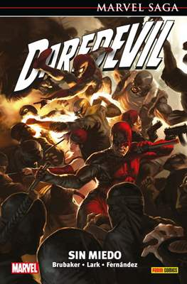 Marvel Saga: Daredevil (Cartoné) #18