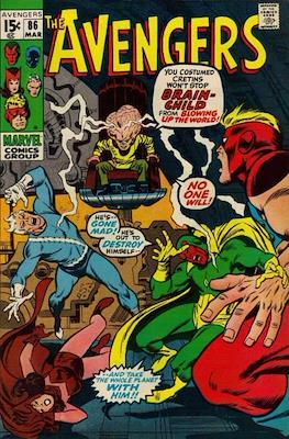 The Avengers Vol. 1 (1963-1996) (Grapa) #86