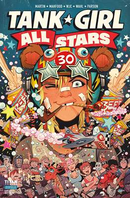 Tank Girl: All Stars (Comic Book) #1