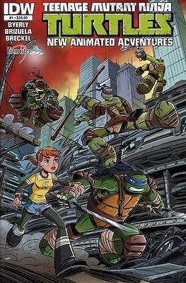 Teenage Mutant Ninja Turtles New Animated Adventures (Grapa) #1