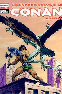 La Espada Salvaje de Conan el Bárbaro. Edición coleccionistas (Rústica 64 pp) #43