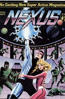 Nexus Vol 1 (Magazine. 1981 - 1982) #1