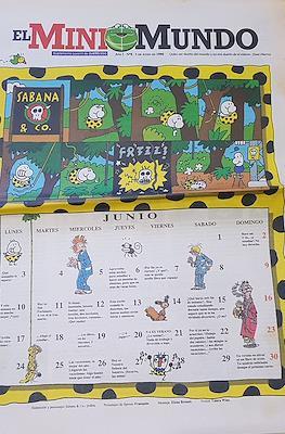 El Mini Mundo (Tabloide 1996) #8
